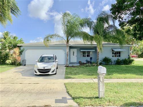 Photo of 10942 Gantry Street, Boca Raton, FL 33428 (MLS # RX-10643747)