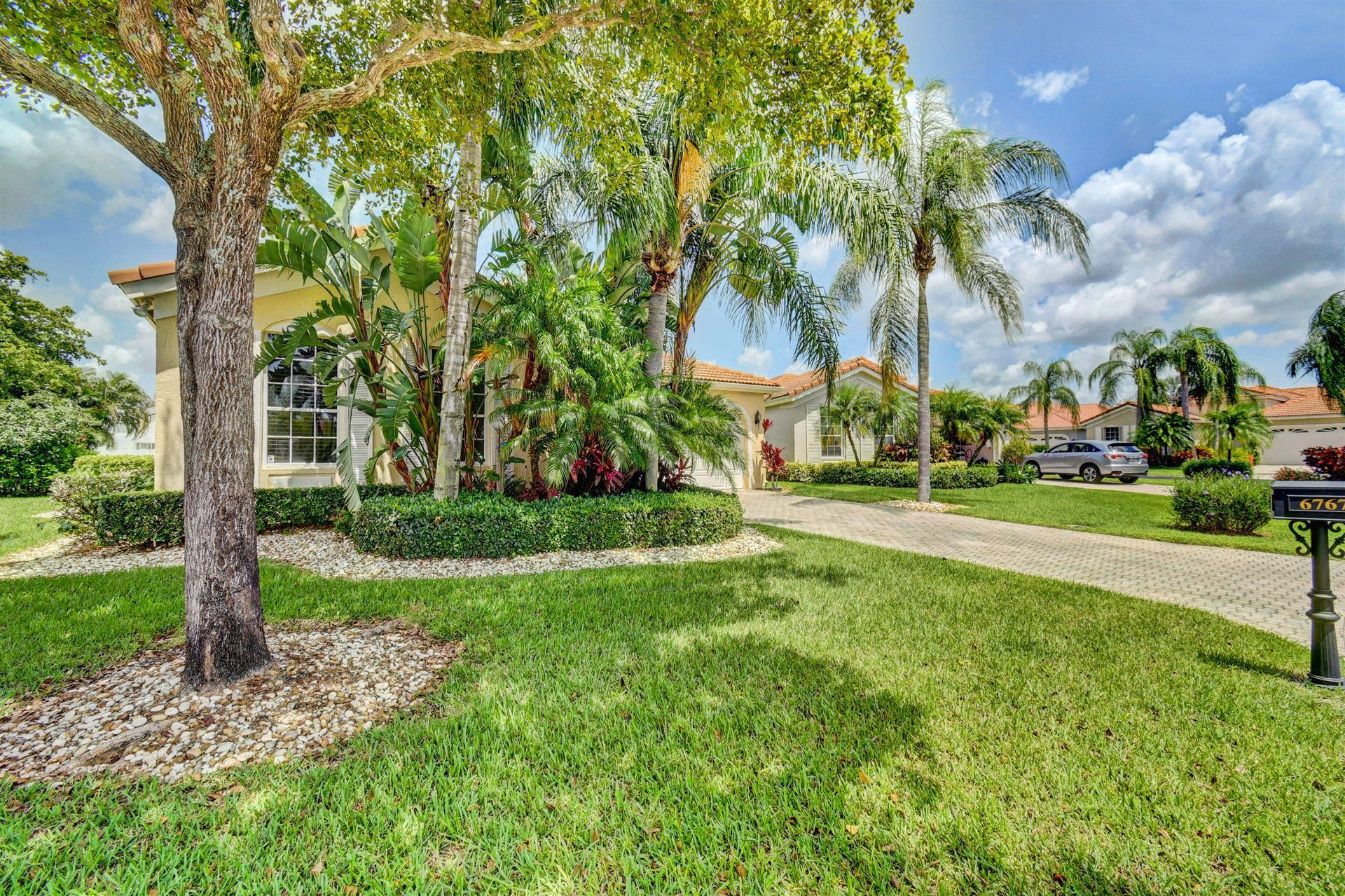 Photo of 6767 Portside Drive, Boca Raton, FL 33496 (MLS # RX-10635747)
