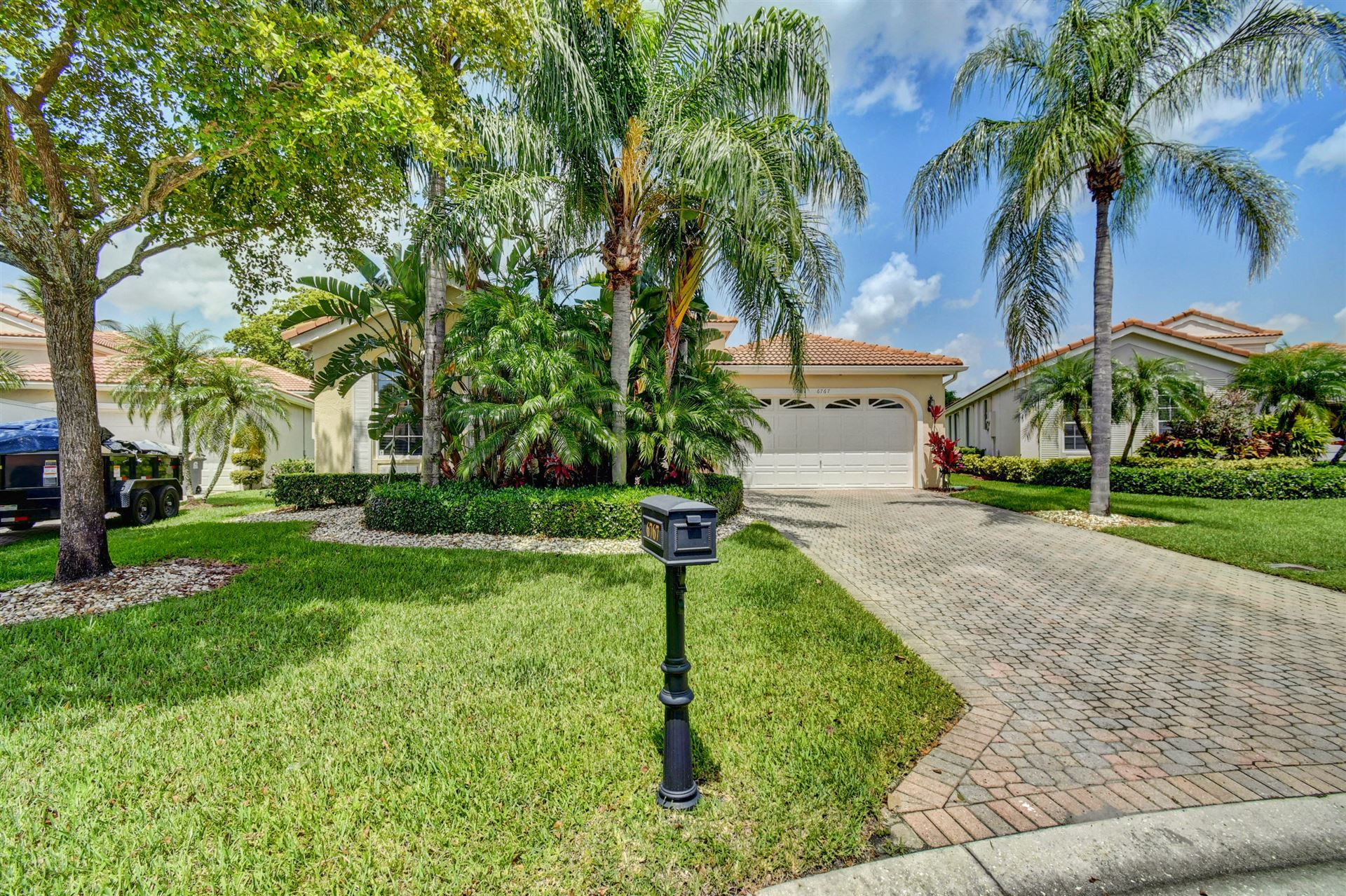 Photo of 6767 Portside Drive, Boca Raton, FL 33496 (MLS # RX-10635747)