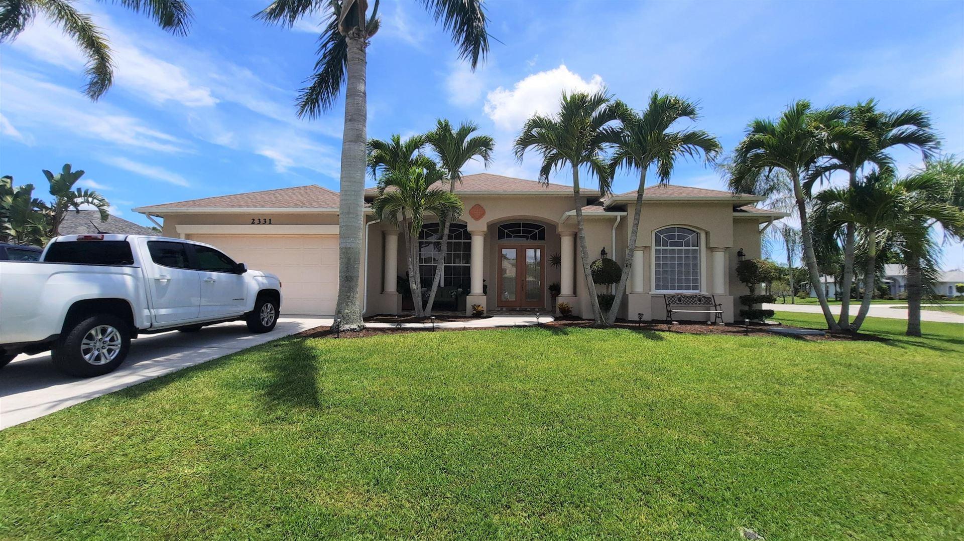 2331 SE Heathwood Circle, Port Saint Lucie, FL 34952 - #: RX-10723748