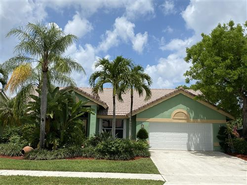 Photo of 6732 Brookhurst Circle, Lake Worth, FL 33463 (MLS # RX-10657749)