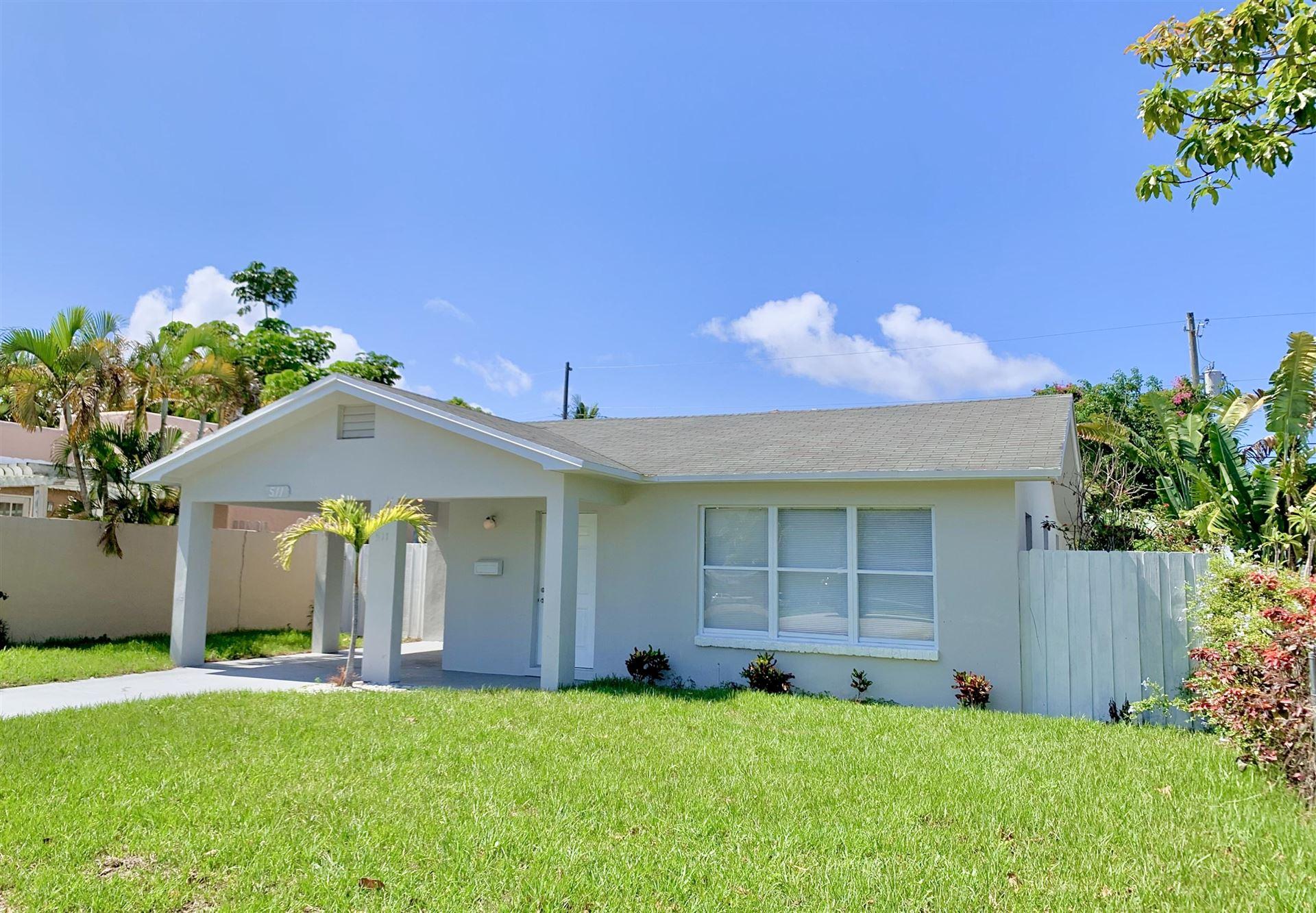 511 36th Street, West Palm Beach, FL 33407 - #: RX-10629749