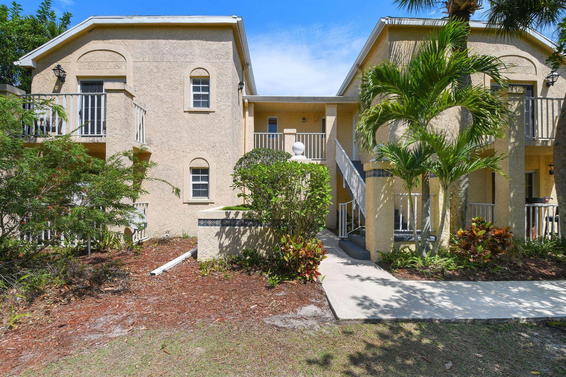 1604 SE Green Acres Circle #T203, Port Saint Lucie, FL 34952 - #: RX-10706749
