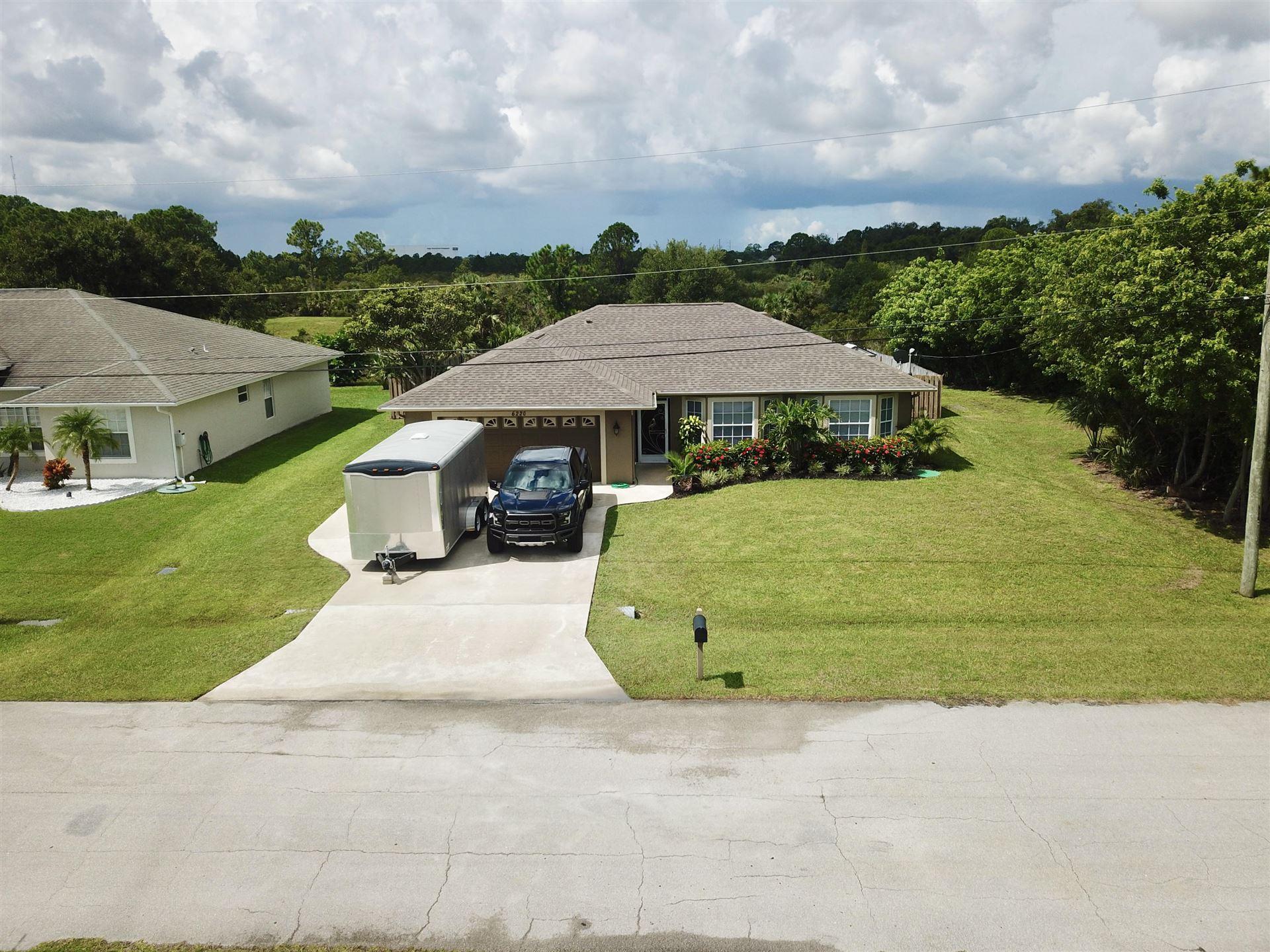 6220 NW Hacienda Lane, Port Saint Lucie, FL 34986 - #: RX-10734749