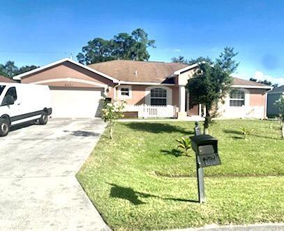 2371 SW Blaine Terrace SW, Port Saint Lucie, FL 34953 - MLS#: RX-10753749