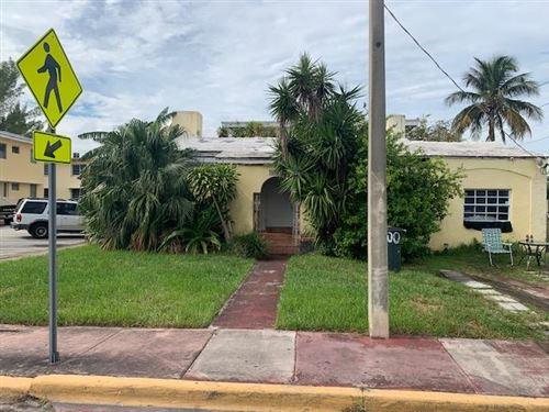 Photo of 7800 Byron Avenue #3, Miami Beach, FL 33141 (MLS # RX-10578750)