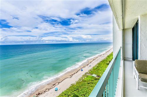 Photo of 9900 S Ocean Drive #1309, Jensen Beach, FL 34957 (MLS # RX-10639750)