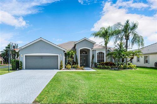 Photo of 12629 Torbay Drive, Boca Raton, FL 33428 (MLS # RX-10718750)