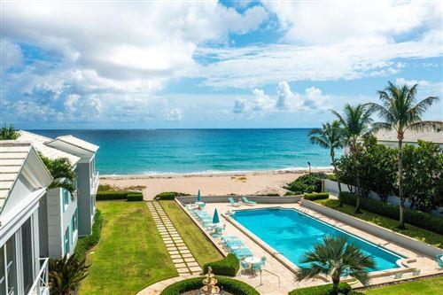 Photo of 2665 N Ocean Boulevard #3, Gulf Stream, FL 33483 (MLS # RX-10751750)