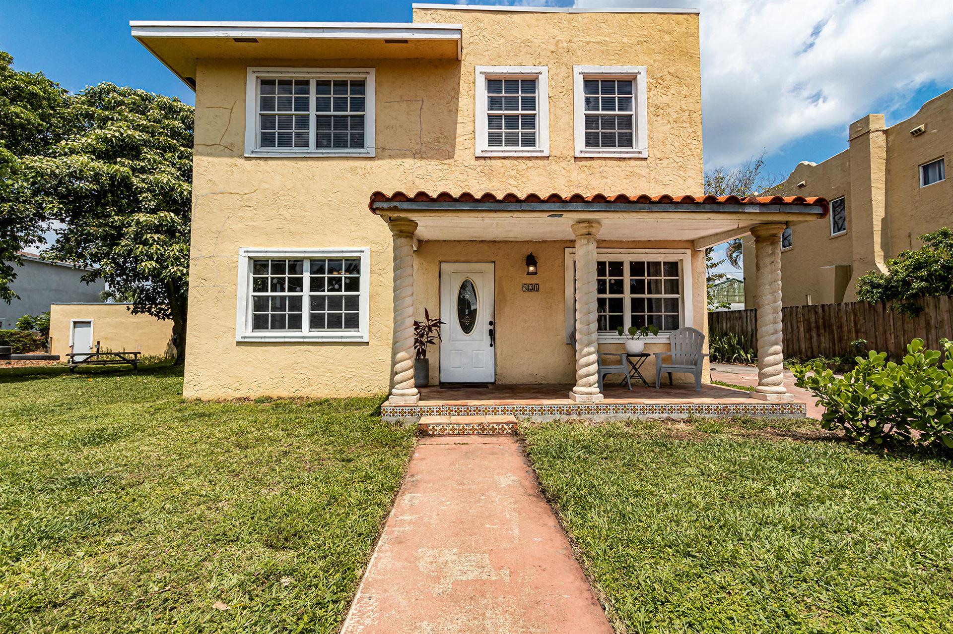 921 Ortega Road, West Palm Beach, FL 33405 - #: RX-10615750