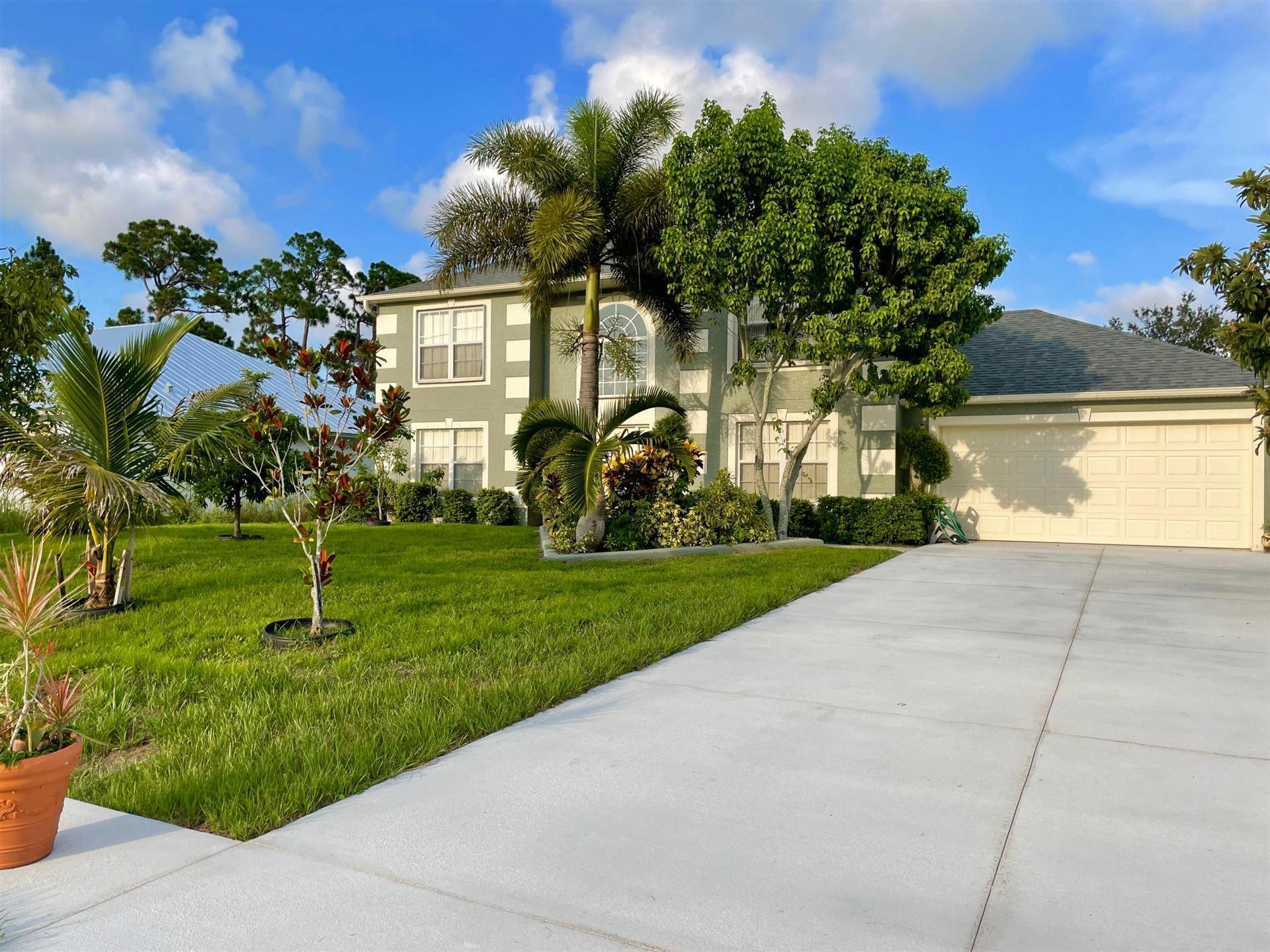 4277 SW Savona Boulevard, Port Saint Lucie, FL 34953 - #: RX-10722750