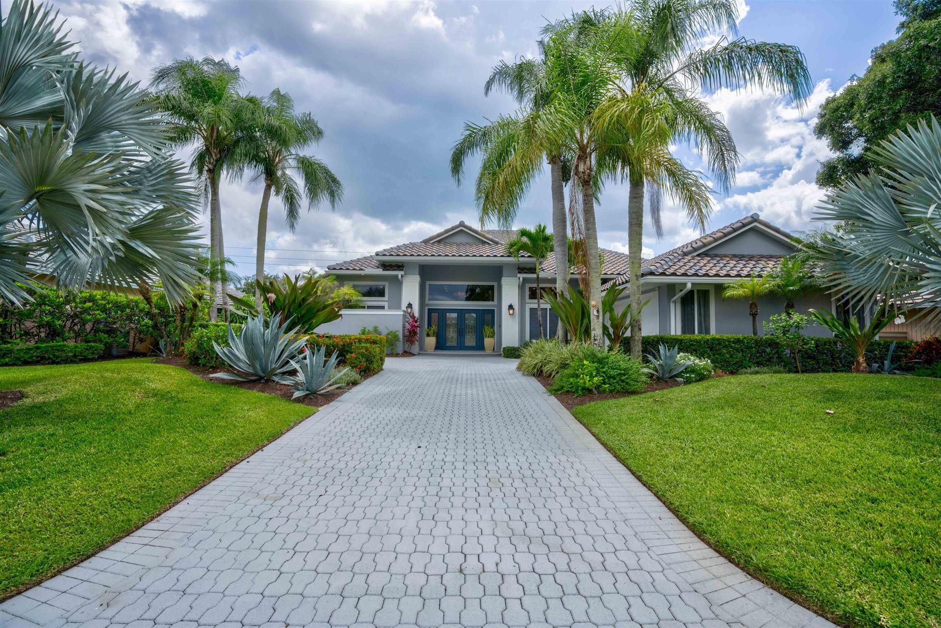 140 Thornton Drive, Palm Beach Gardens, FL 33418 - #: RX-10743750