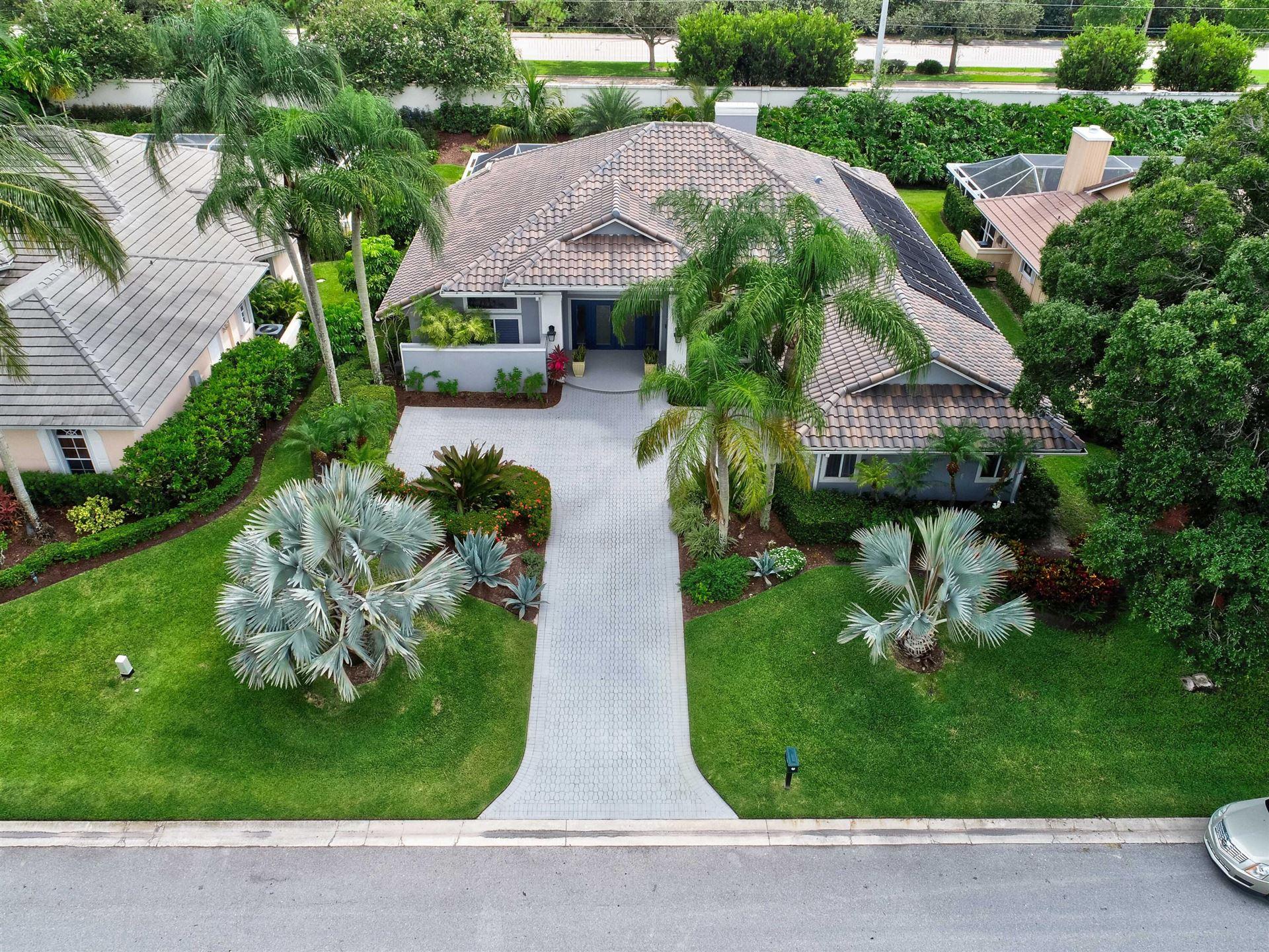 Photo of 140 Thornton Drive, Palm Beach Gardens, FL 33418 (MLS # RX-10743750)