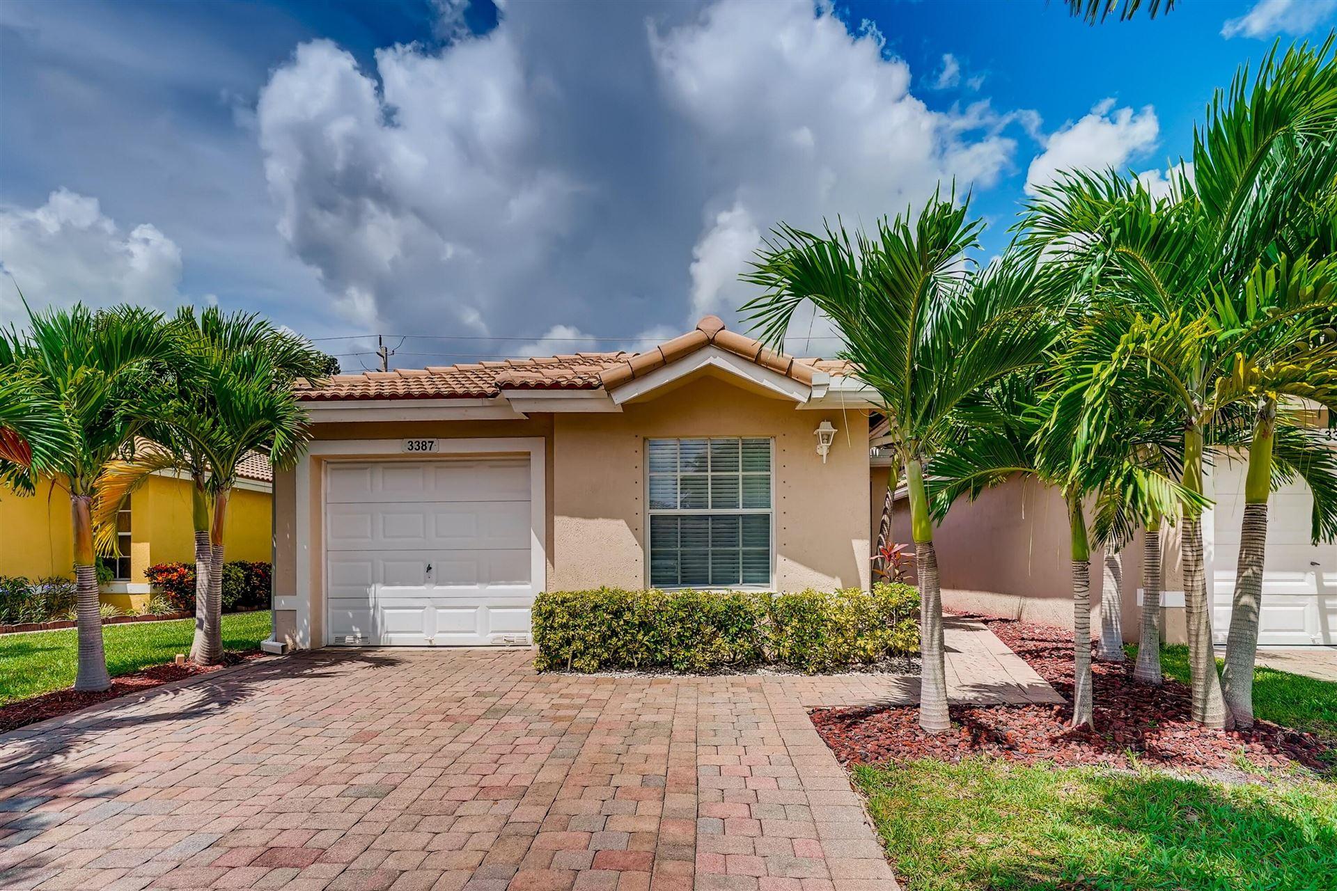 3387 Commodore Court, West Palm Beach, FL 33411 - MLS#: RX-10745750