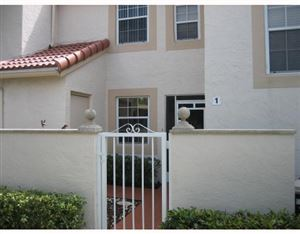 Photo of 14311 Via Royale #1, Delray Beach, FL 33446 (MLS # RX-10567751)