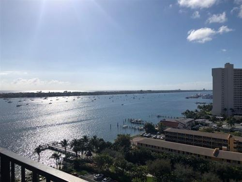 Photo of 5600 N Flagler Drive #1504, West Palm Beach, FL 33407 (MLS # RX-10602751)