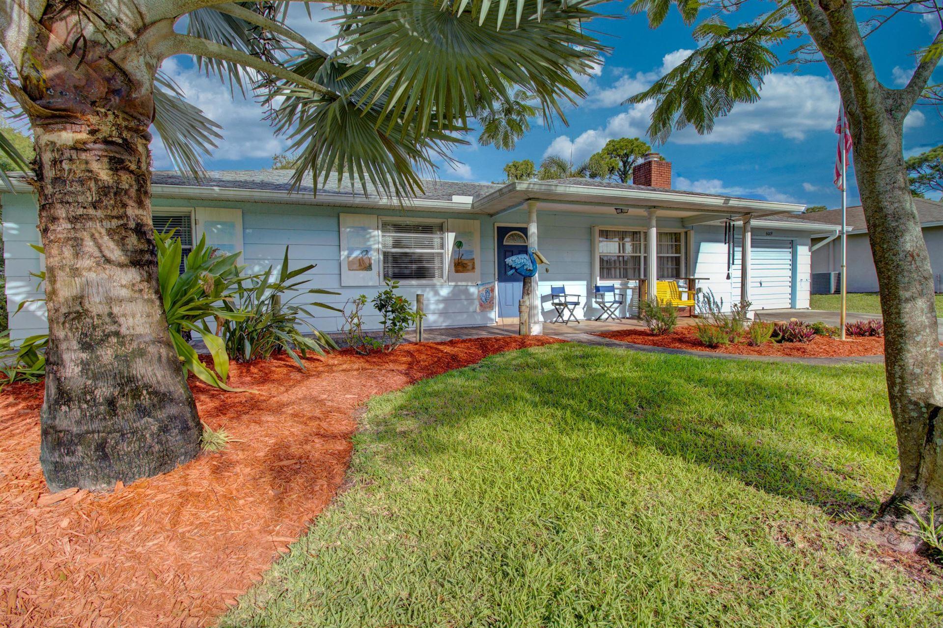6009 Bamboo Drive, Fort Pierce, FL 34982 - #: RX-10642751