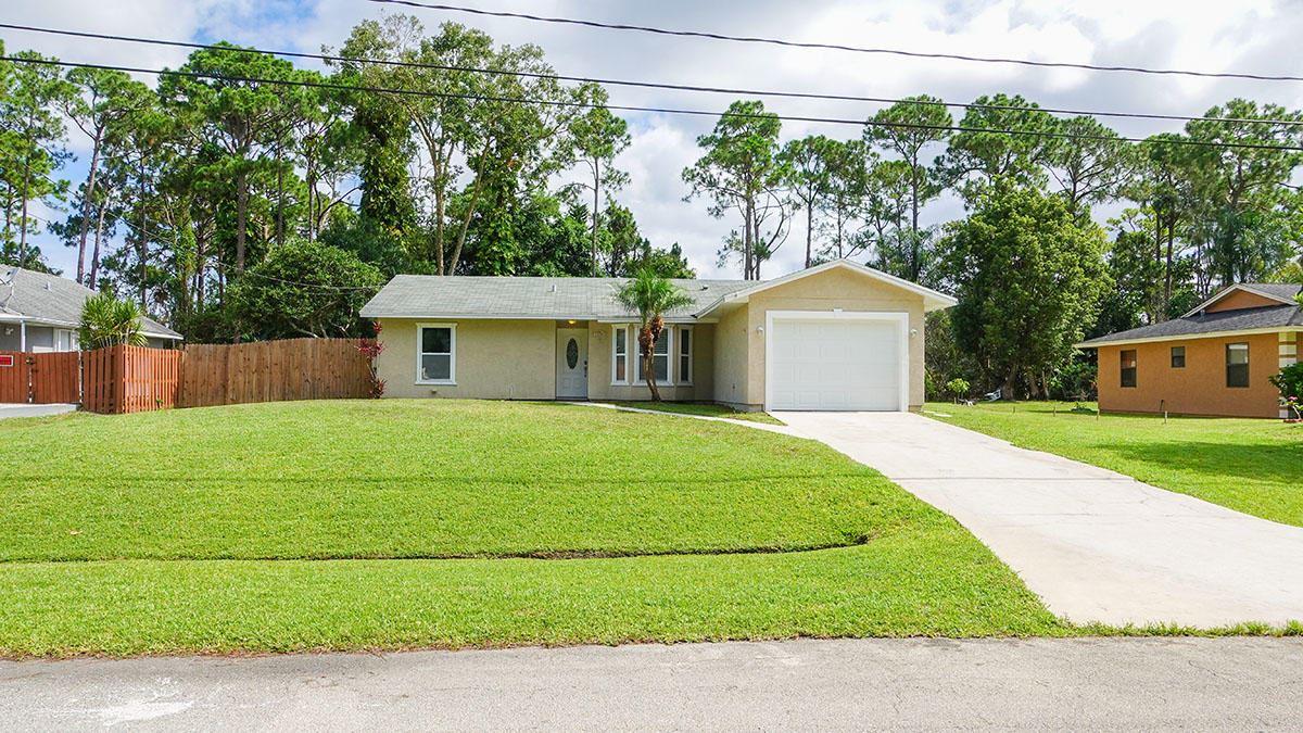 1433 SW Wepaco Avenue, Port Saint Lucie, FL 34953 - #: RX-10716751