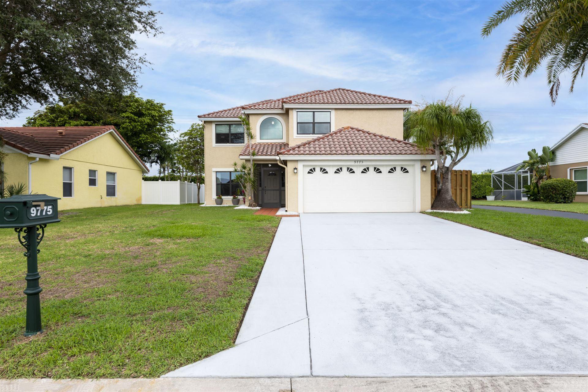 9775 Arbor Meadow Drive, Boynton Beach, FL 33437 - MLS#: RX-10722751