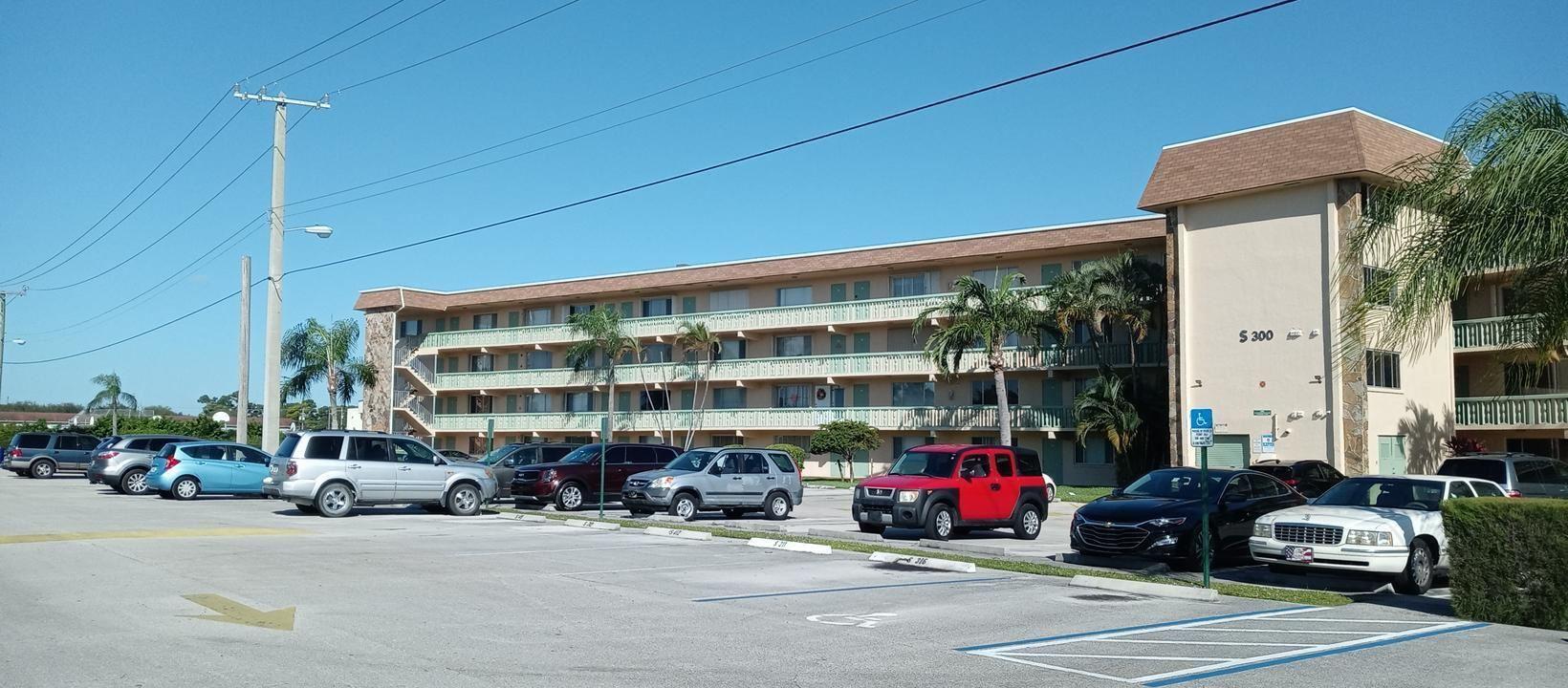 300 Village Green Circle S #315, Palm Springs, FL 33461 - MLS#: RX-10753751