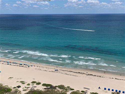 Photo of Listing MLS rx in 3000 N Ocean Drive #28-A Singer Island FL 33404