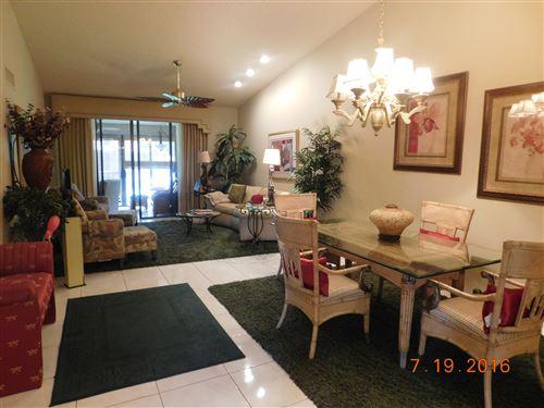 Photo of 7665 Glendevon Lane #1606, Delray Beach, FL 33446 (MLS # RX-10657752)
