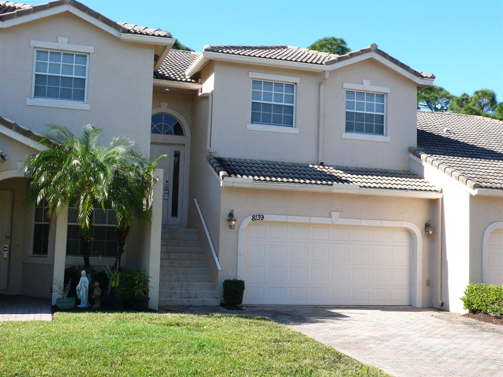 8139 Carnoustie Place, Port Saint Lucie, FL 34986 - #: RX-10589752