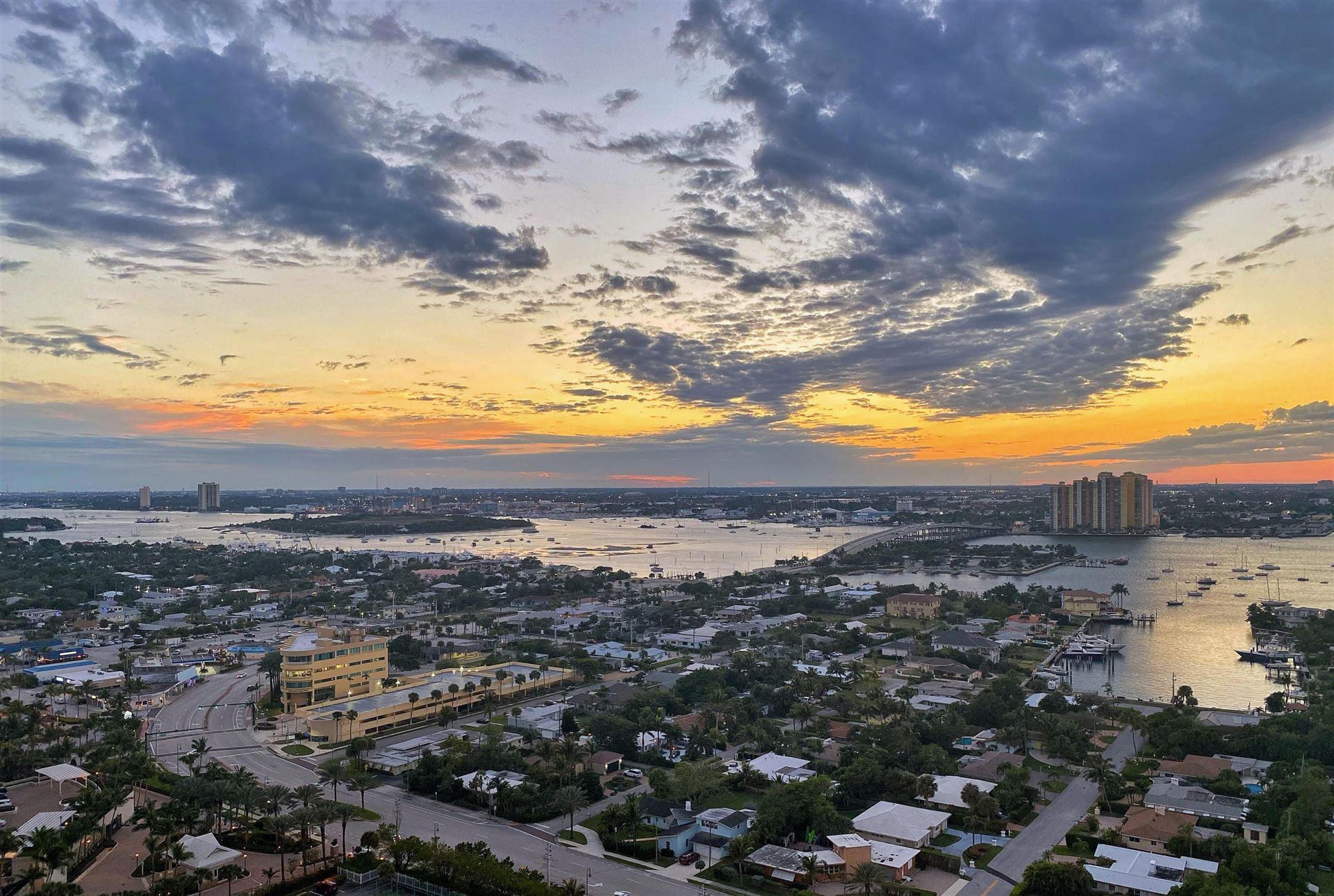 Photo of 3000 N Ocean Drive #28-A, Singer Island, FL 33404 (MLS # RX-10618752)