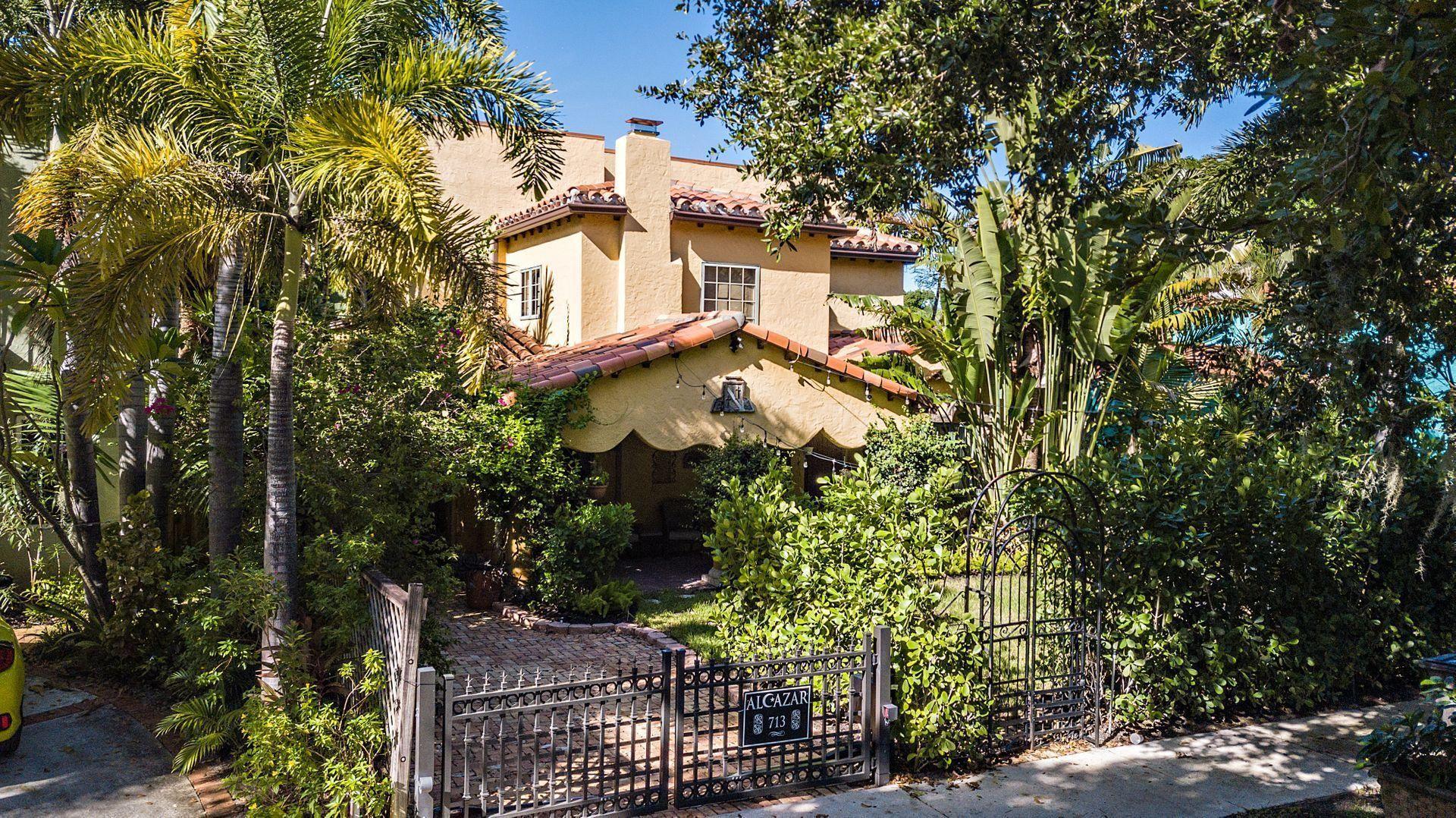 713 Sunset Road, West Palm Beach, FL 33401 - #: RX-10656752