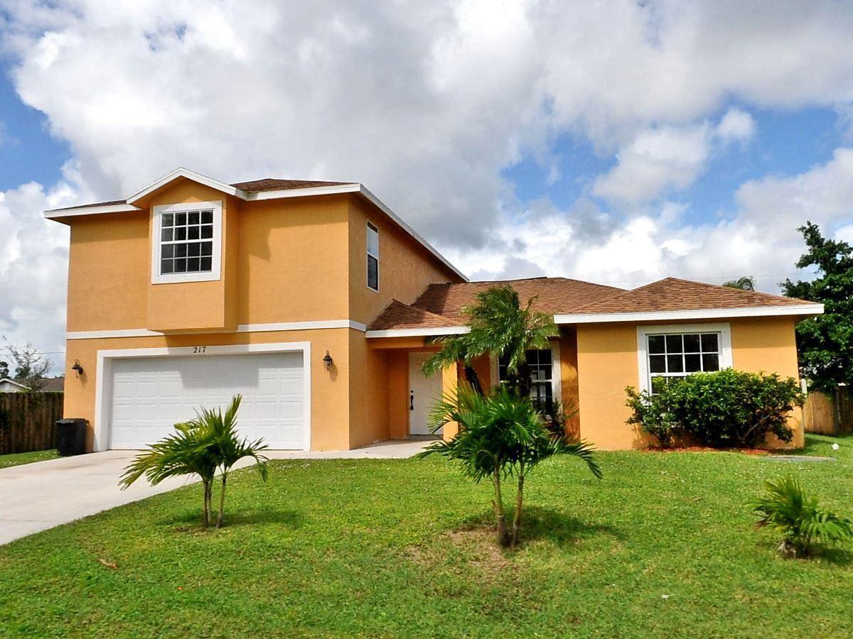 217 SW Voltair Terrace, Port Saint Lucie, FL 34984 - MLS#: RX-10682752