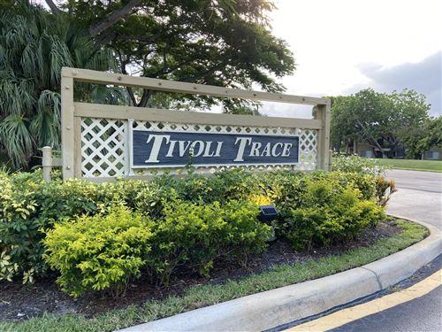 Photo of 610 Trace Circle #202, Deerfield Beach, FL 33441 (MLS # RX-10744753)