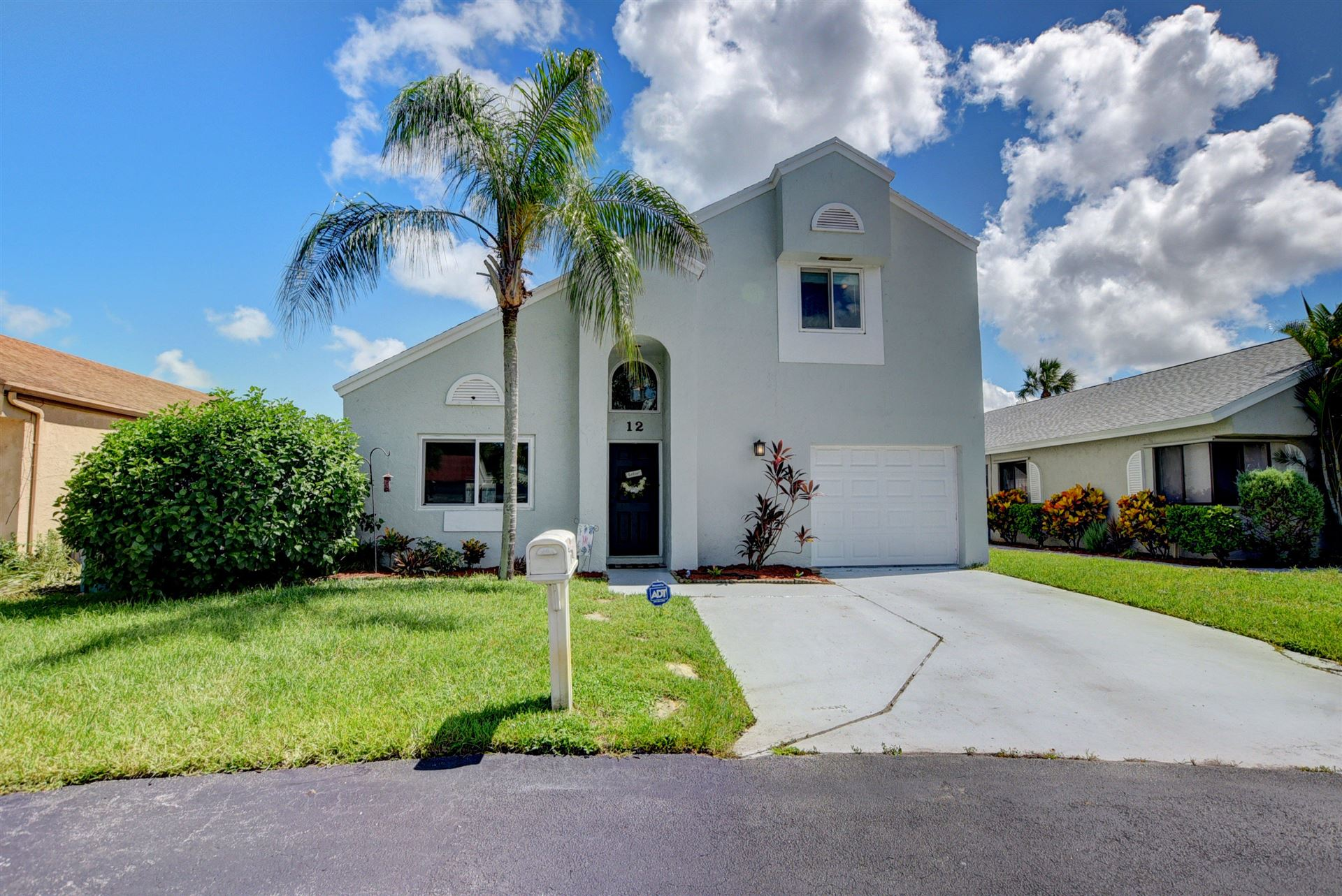 12 Elton Place, Boynton Beach, FL 33426 - #: RX-10645753
