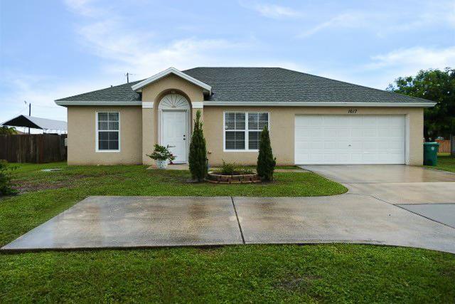 1617 SW Cameo Boulevard, Port Saint Lucie, FL 34953 - #: RX-10655753