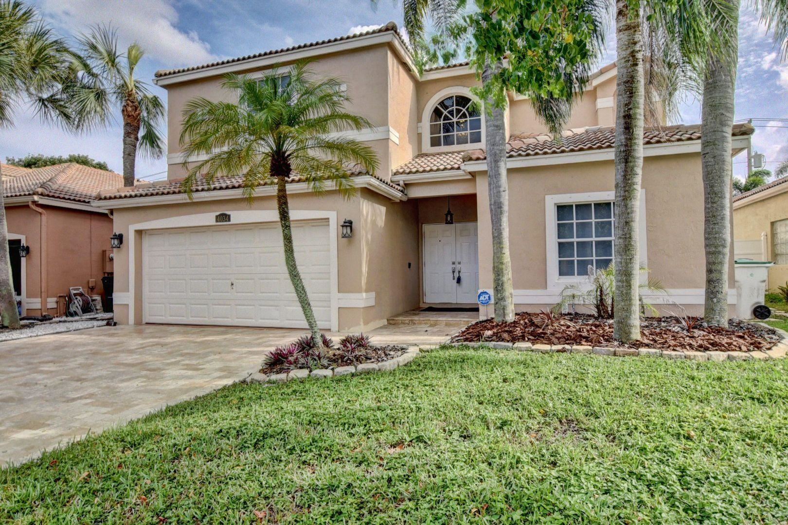 4034 NW 62 Court, Coconut Creek, FL 33073 - #: RX-10657753
