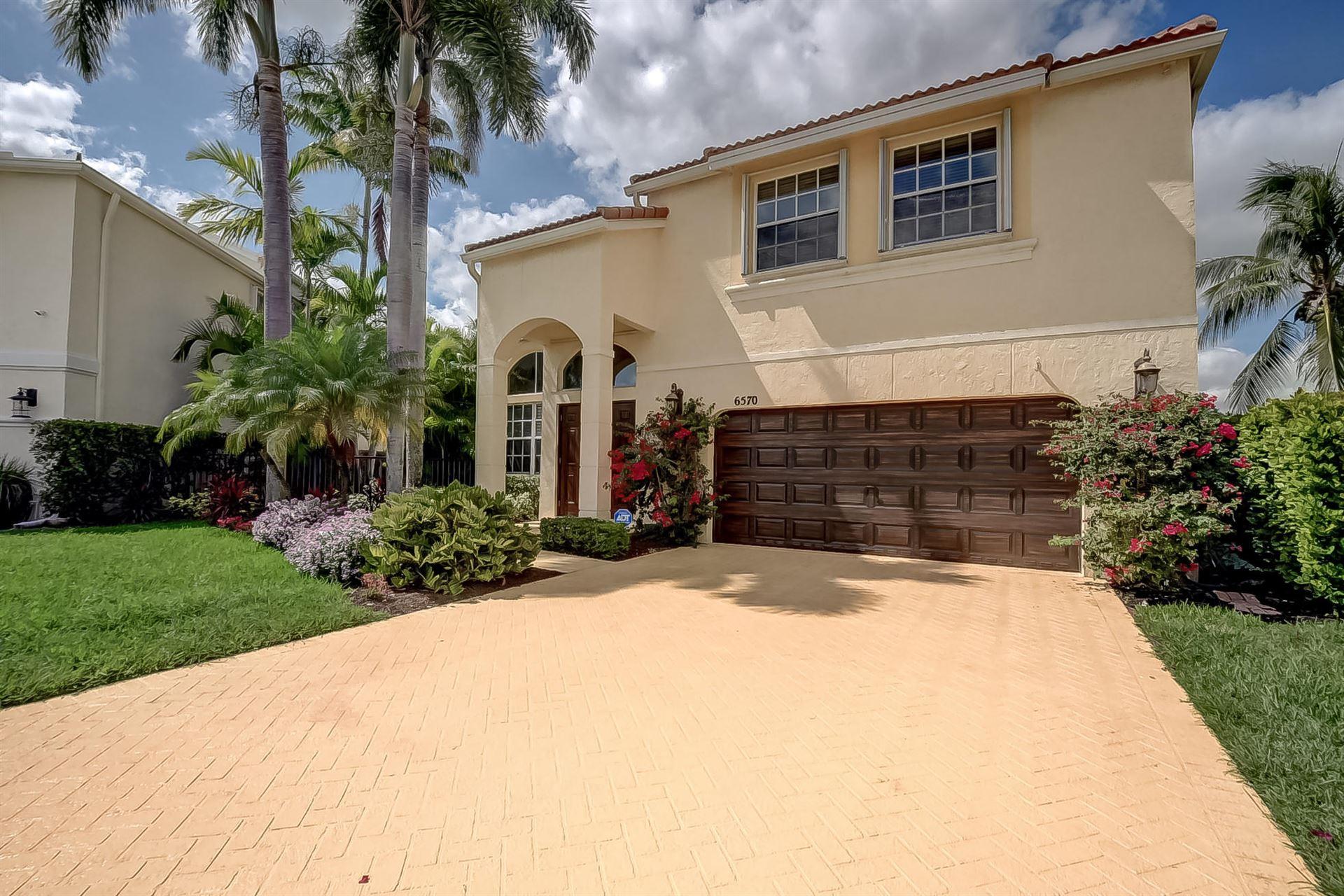 Photo of 6570 Waverly Lane, Lake Worth, FL 33467 (MLS # RX-10709753)