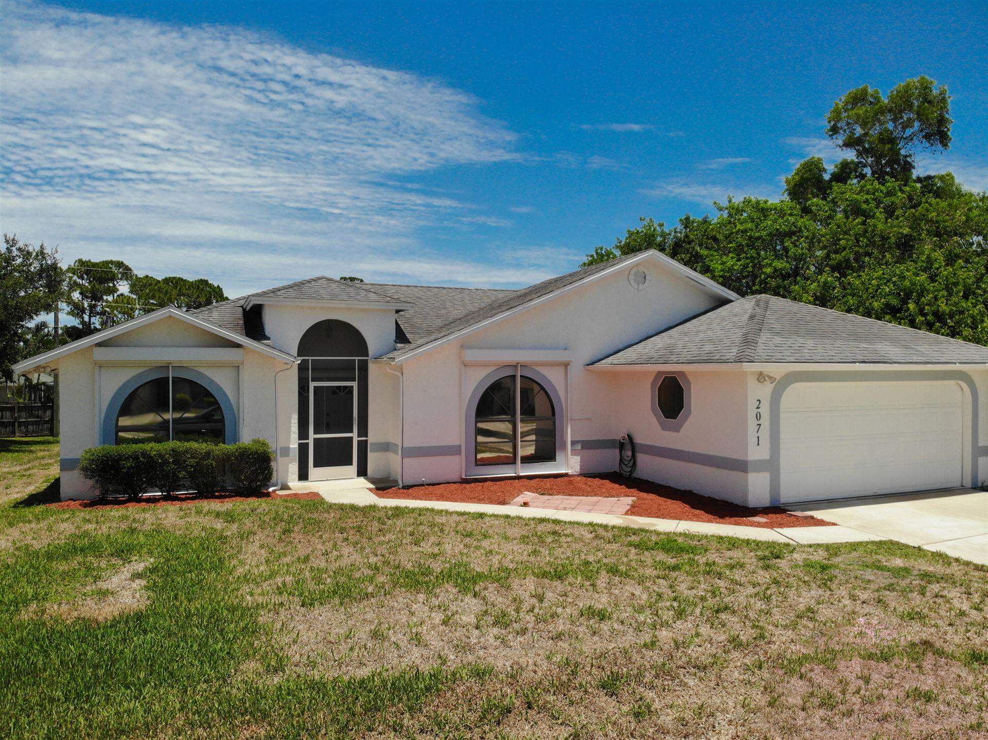 2071 SE Airoso Boulevard, Port Saint Lucie, FL 34984 - MLS#: RX-10722753