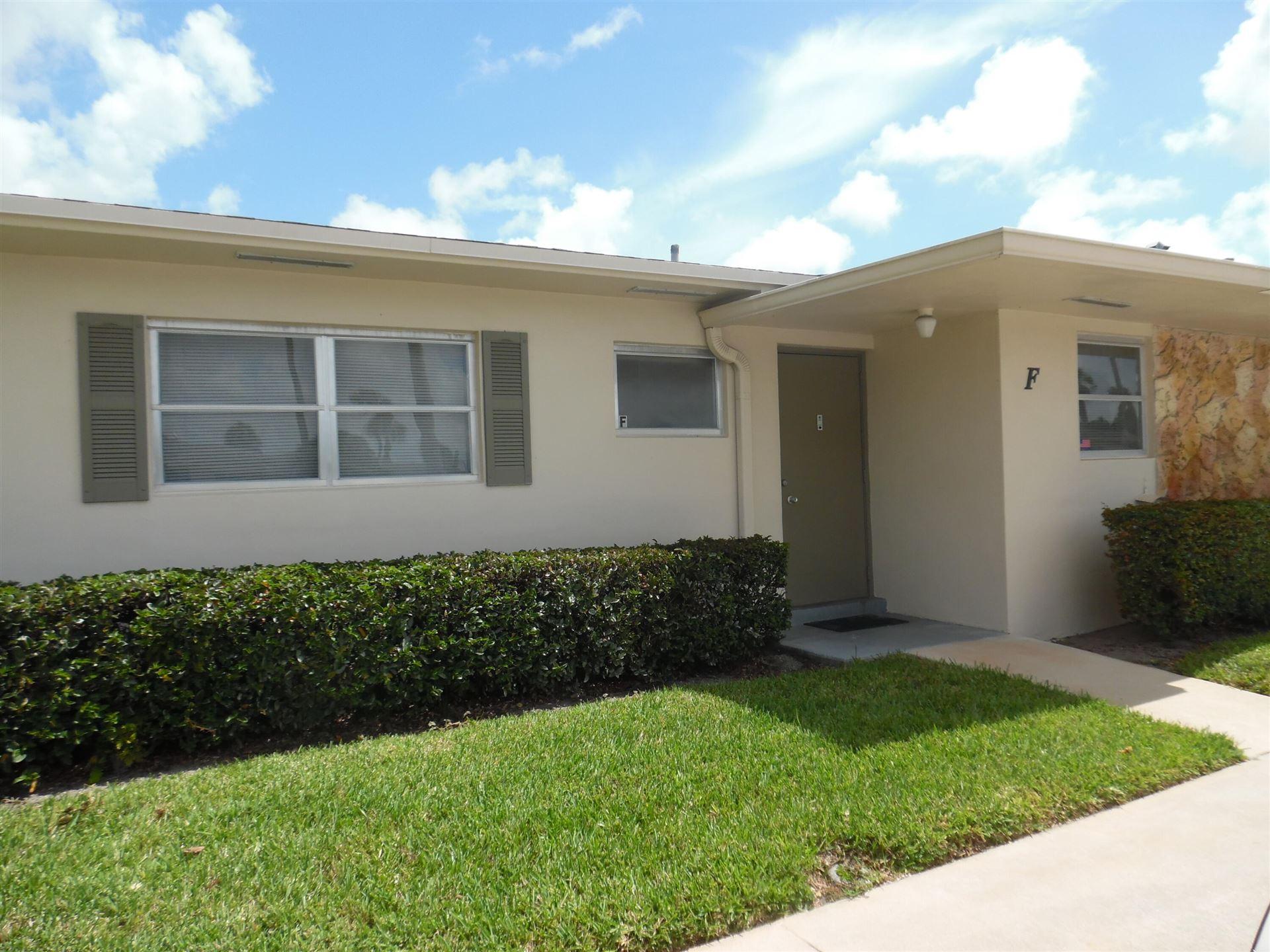 2765 Emory Drive E #F, West Palm Beach, FL 33415 - #: RX-10723753