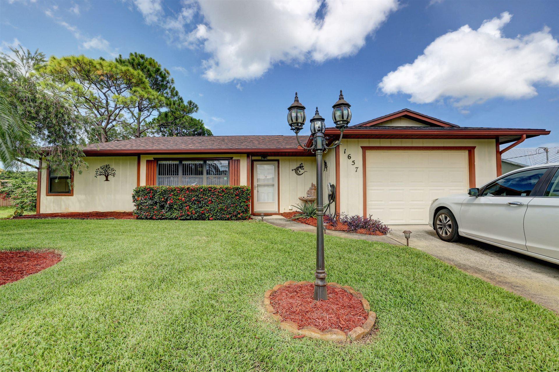 1657 SE Biddle Lane, Port Saint Lucie, FL 34983 - MLS#: RX-10735753