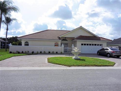 Photo of 3093 SW Seaboard Avenue, Palm City, FL 34990 (MLS # RX-10635754)