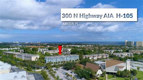 Photo of 300 N A1a #H-105, Jupiter, FL 33477 (MLS # RX-10674754)