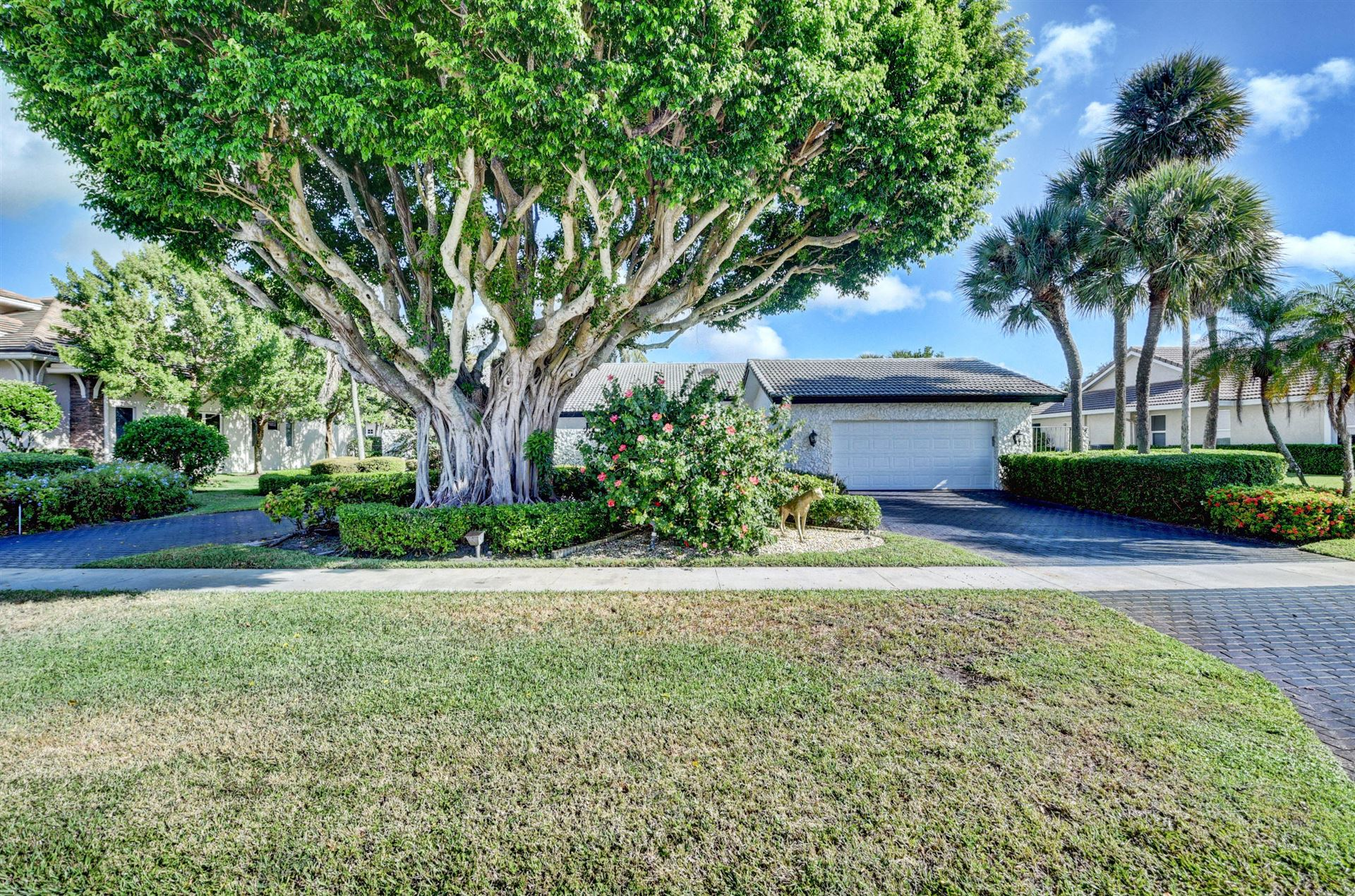 4589 White Cedar Lane, Delray Beach, FL 33445 - #: RX-10569754