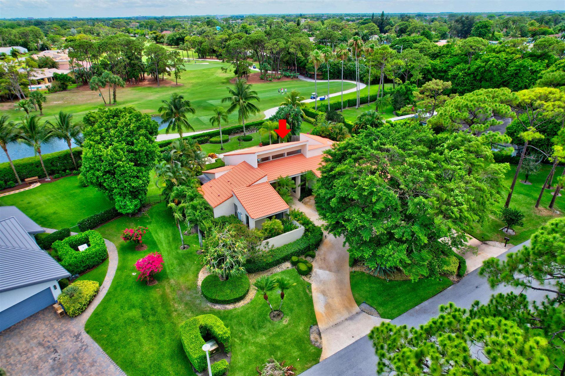 Photo of 5210 Estates Drive, Delray Beach, FL 33445 (MLS # RX-10713754)