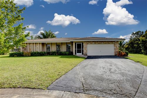 Photo of 10620 NW 39th Street, Coral Springs, FL 33065 (MLS # RX-10615755)