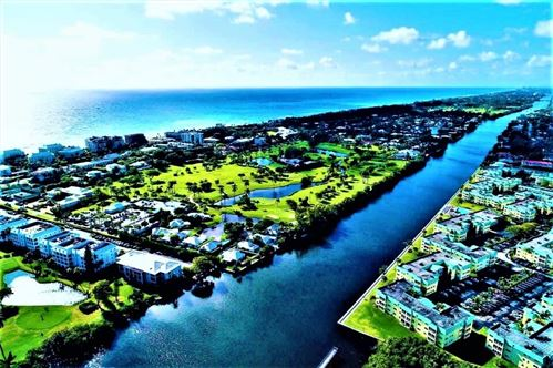 Photo of 35 Colonial Club Drive #203, Boynton Beach, FL 33435 (MLS # RX-10739755)