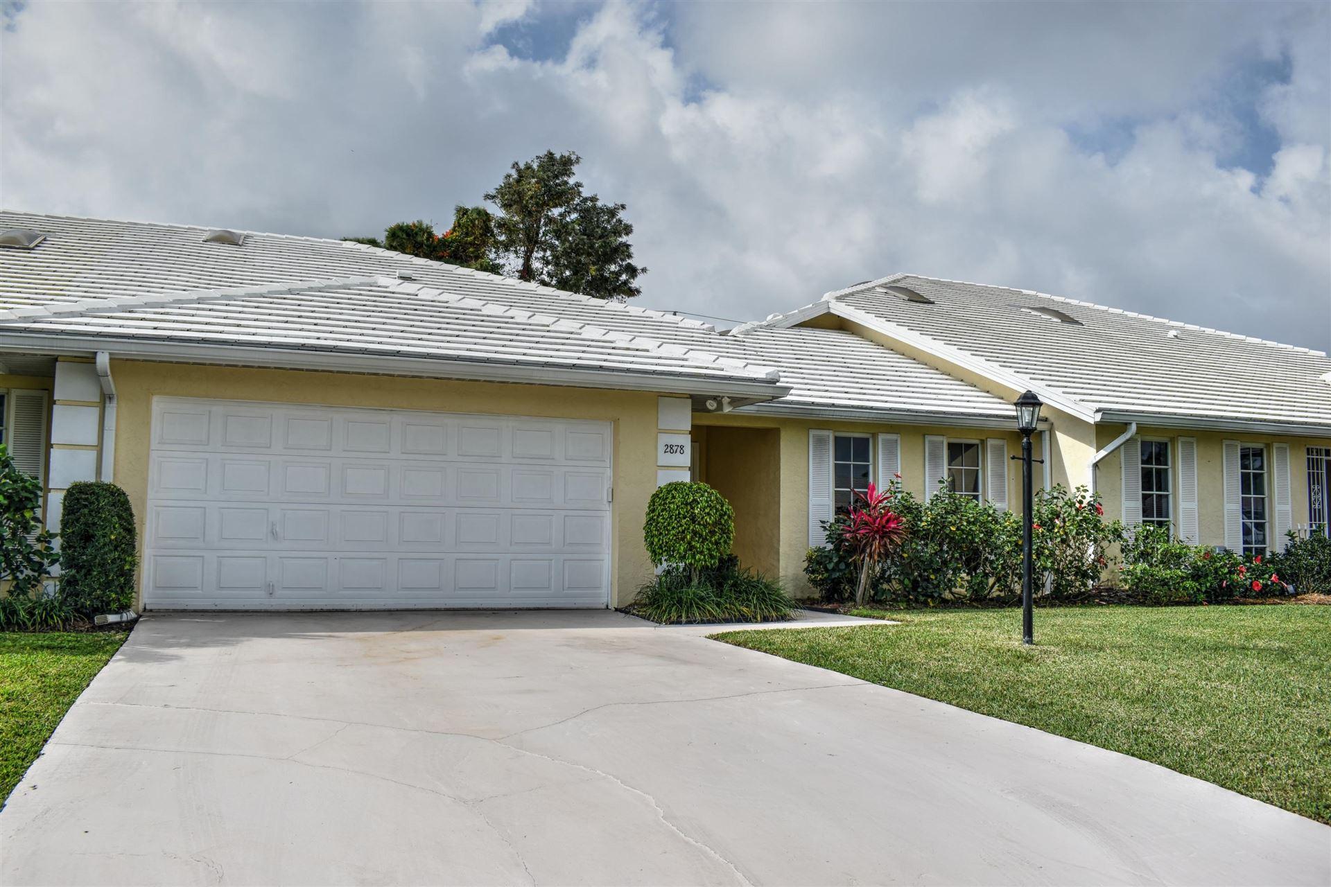 2878 SE Fairway W #2, Stuart, FL 34997 - #: RX-10600755