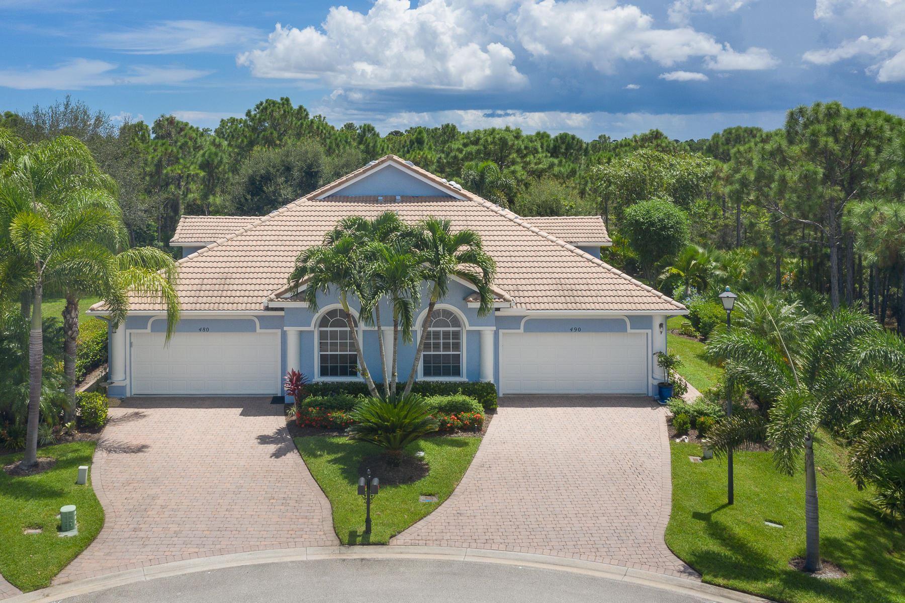 490 NW Red Pine Way, Jensen Beach, FL 34957 - #: RX-10646755