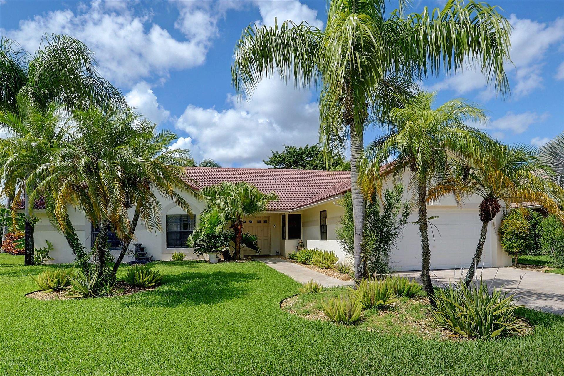 20100 Back Nine Drive, Boca Raton, FL 33498 - MLS#: RX-10745755