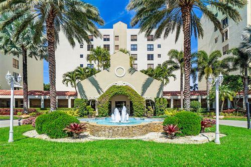 Photo of 7235 Promenade Drive #H-202, Boca Raton, FL 33433 (MLS # RX-10660756)