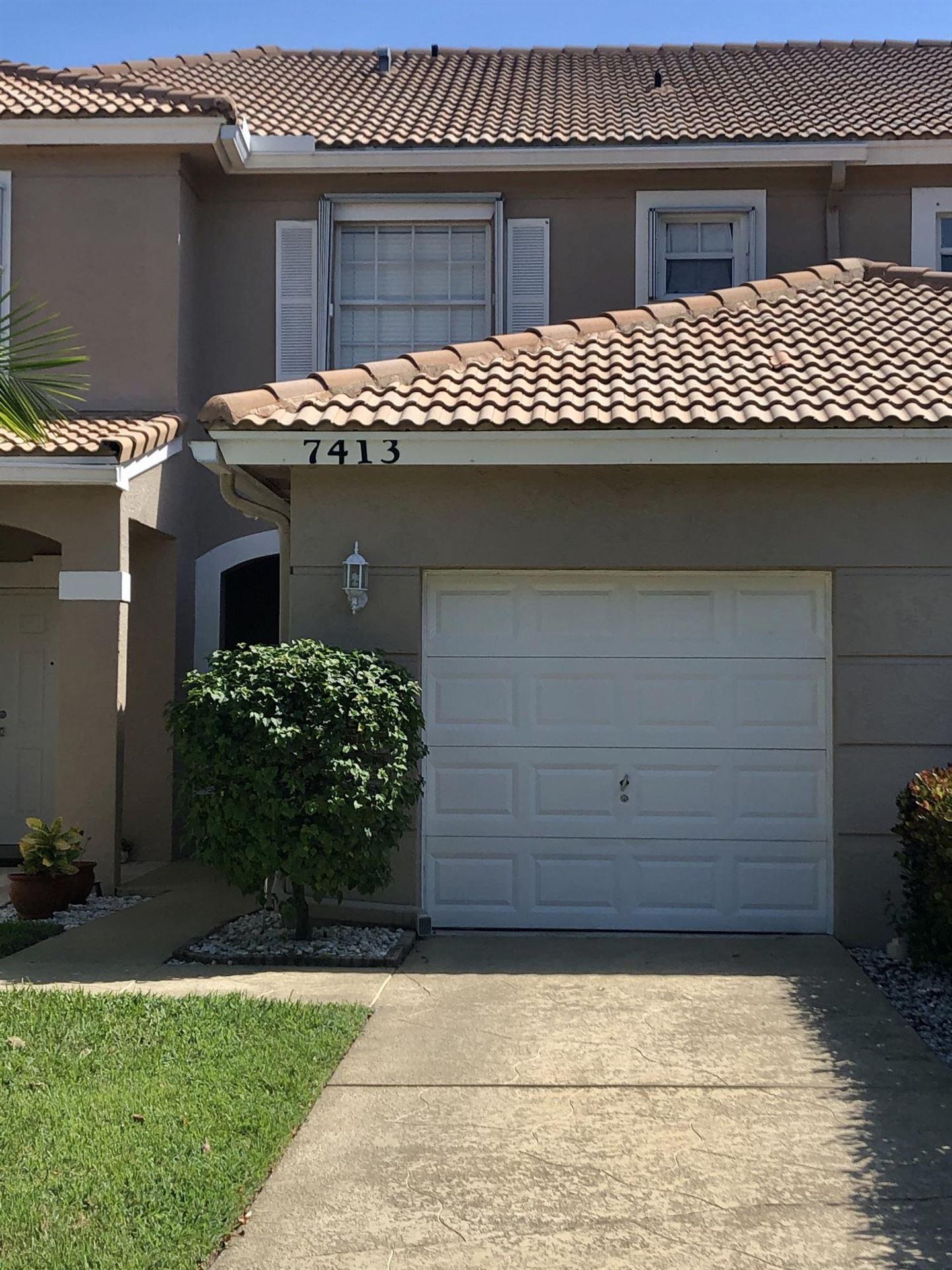 7413 Smithbrooke Drive #--, Lake Worth, FL 33467 - #: RX-10656756