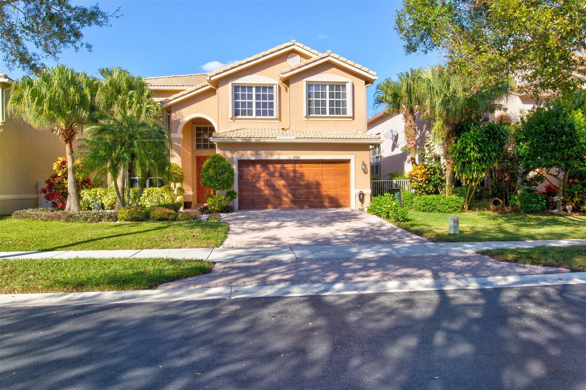 Photo of 4795 S Classical Boulevard, Delray Beach, FL 33445 (MLS # RX-10675756)